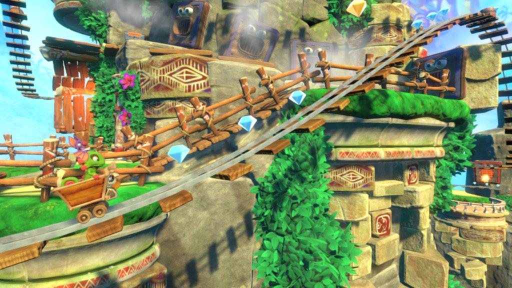 Yooka-Laylee - Screenshot 02 Nintendo Switch