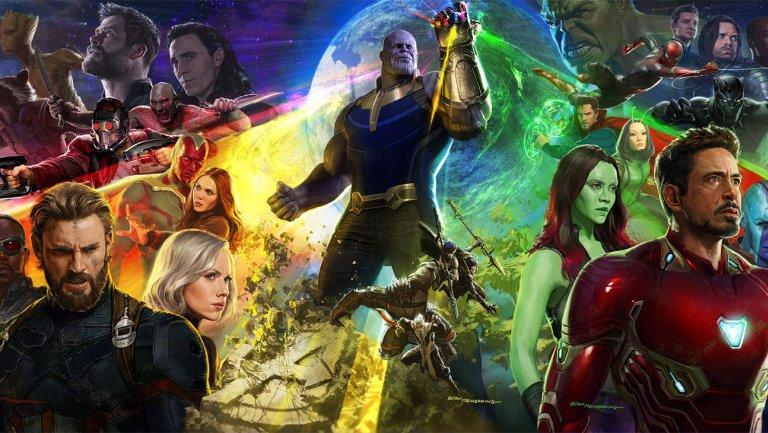Vingadores: Guerra Infinita - Trailer é o mais visto de todos os tempos nas primeiras 24 horas