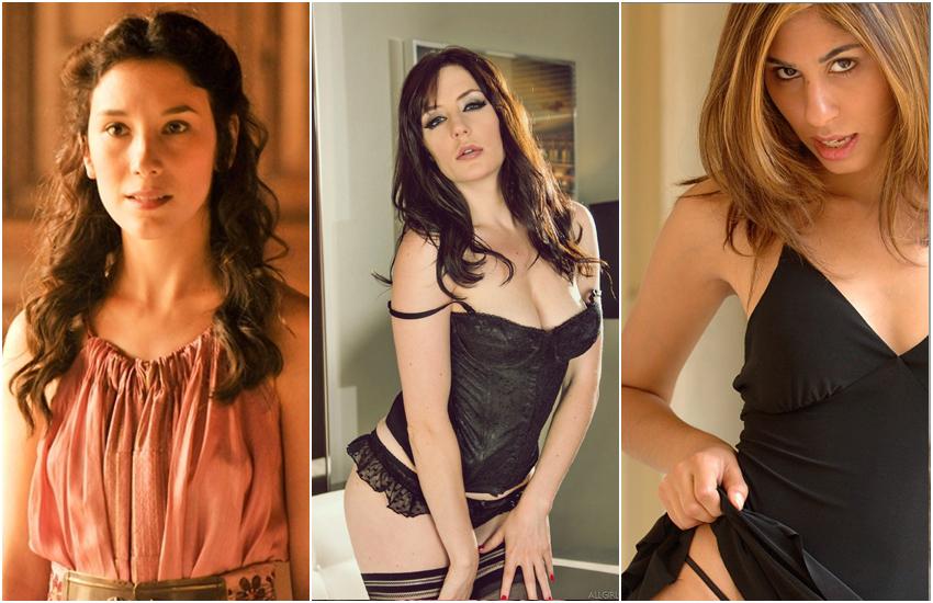 Sensualizando - Veja atrizes pornôs que participaram de Game of Thrones!