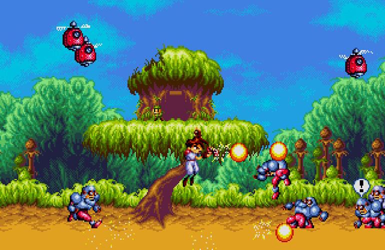 Gunstar Heroes chega ao Sega Forever com multiplayer para Android e iOS