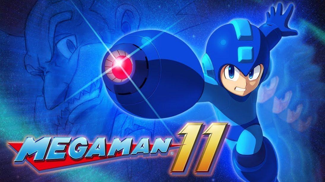 Mega Man 11 chega no dia 3 de outubro, segundo vazamento na PSN