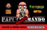 #ChegadevidaSocial: Para fechar bem o ano, a Tectoy conseguiu um conteúdo exclusivo para os fãs do Mega Drive!