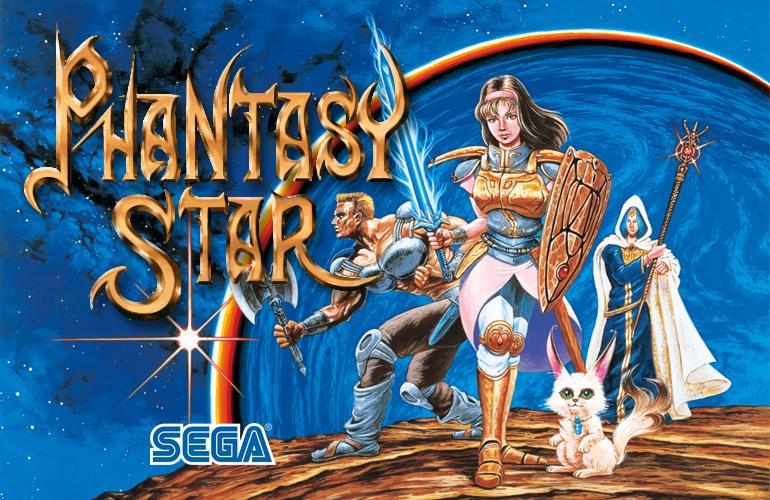 Phantasy Star – 30 anos de aventura épica marcada pela heroína Alis Landale!