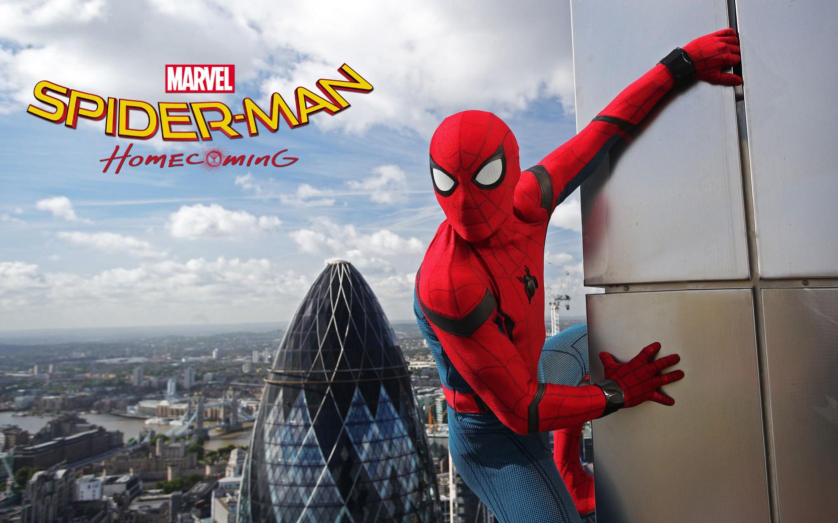 'Homem-Aranha: De Volta ao Lar' consagra-se como o filme de super-herói de maior sucesso em 2017