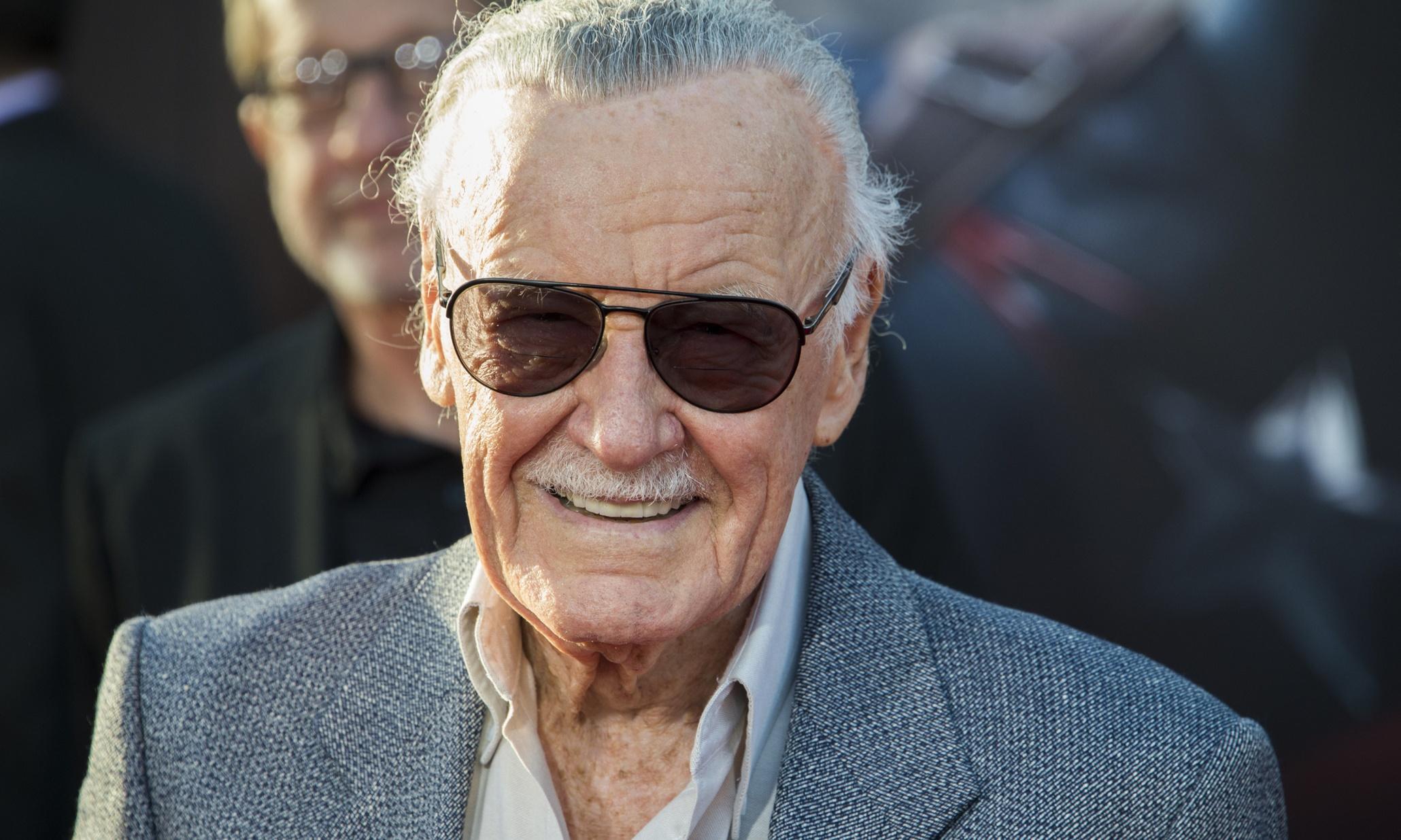 Stan Lee, a lenda dos quadrinhos, faz 95 anos