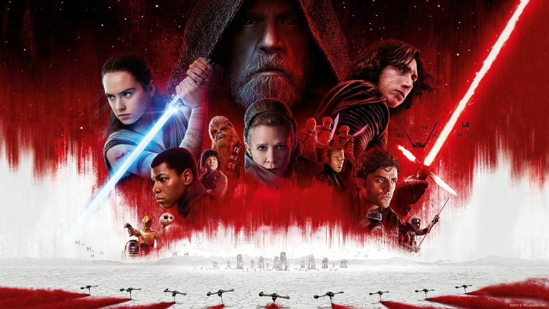 Top 10 Filmes Mais vistos em 2017 (Dezembro)