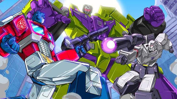 Sem aviso, jogos dos Transformers foram removidos do Steam