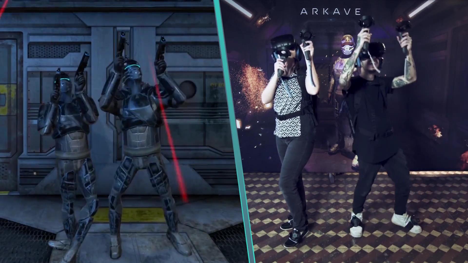 Arkave - Imagem do Trailer