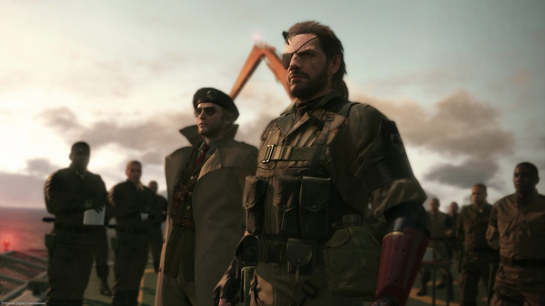 Metal Gear Solid V e WWE 2K16 sairão do catálogo do Xbox Game Pass no final de janeiro