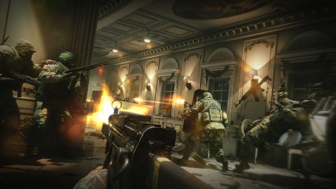 Rainbow Six: Siege receberá melhorias no Xbox One X e PS4 PRO em breve, segundo a Ubisoft