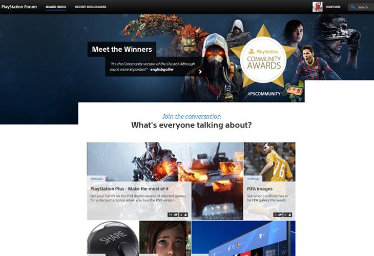 Site Responsivo PlayStation