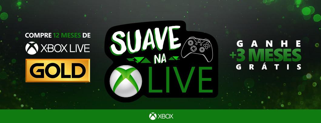 Promoção da Microsoft adiciona 3 meses extras na assinatura anual da Xbox Live Gold; saiba mais