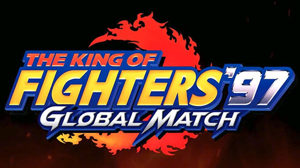 The King of Fighters 97 Global Match - Logo