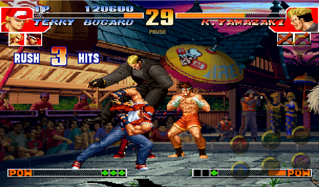 The King of Fighters 97 - Imagem