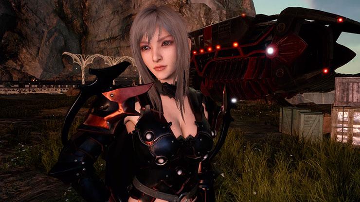Próxima atualização incluirá Aranea como parceira de treino em Final Fantasy XV