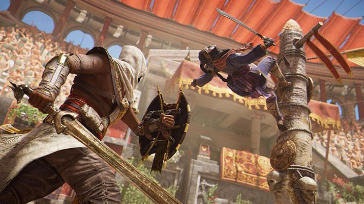 Primeira expansão de Assassin's Creed Origins será lançada este mês
