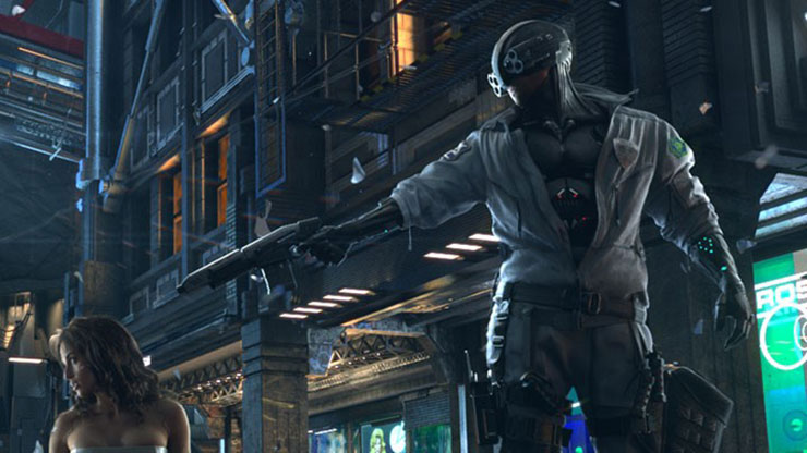 Cyberpunk 2077 poderá ser mostrado na E3 2018, segundo site polonês