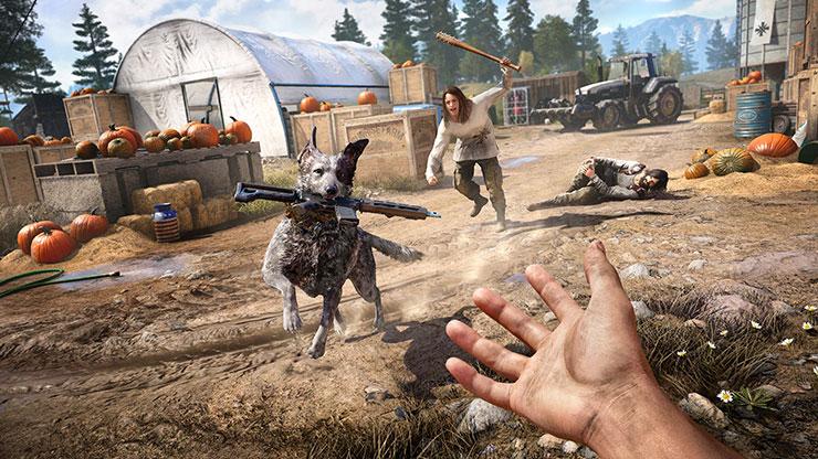 Lançamento de Far Cry 5 foi maior da história da franquia no Reino Unido