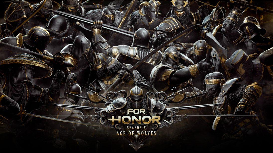 5ª Temporada e servidores dedicados de For Honor chegam em fevereiro