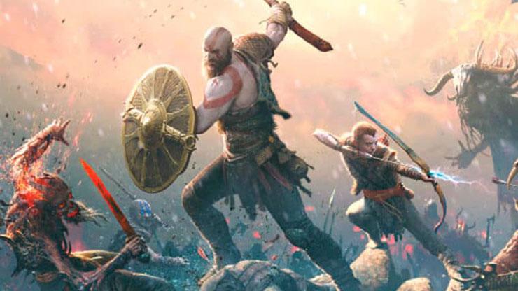Em God of War, inimigos terão novos padrões de ataque no nível mais difícil