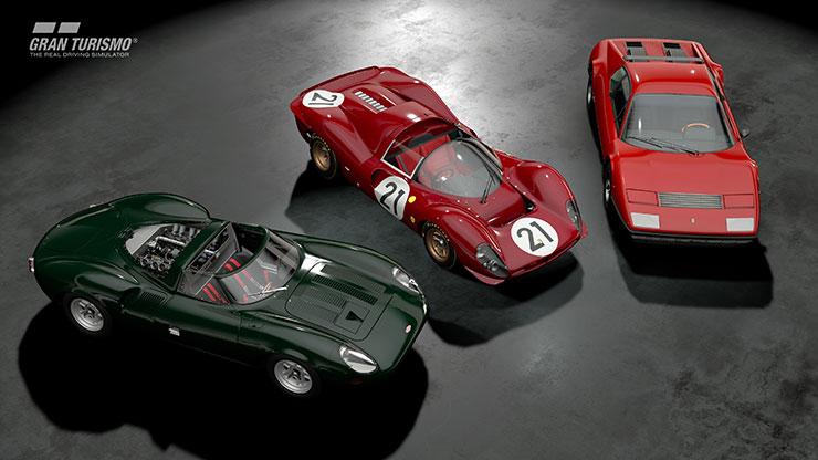 Atualização traz novos carros, eventos e pistas para Gran Turismo Sport