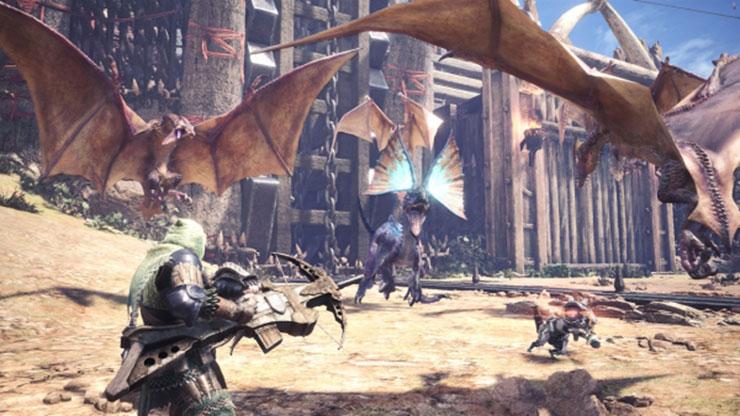 Colaboração entre Horizon: Zero Dawn e Monster Hunter: World no PS4 começa hoje
