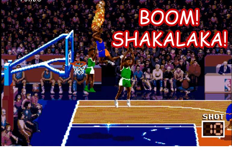 'NBA Jam' pode ganhar reboot em comemoração do 25º aniversário