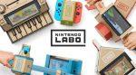 Nintendo anuncia brinquedos de papelão para serem usados com Switch