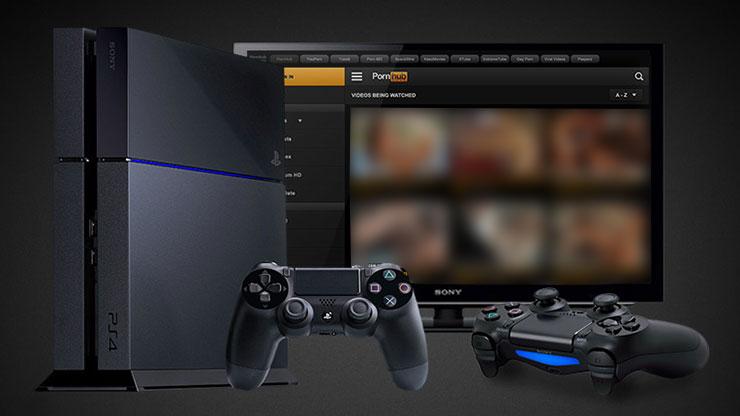 PlayStation foi o console mais utilizado para ver pornografia em 2017