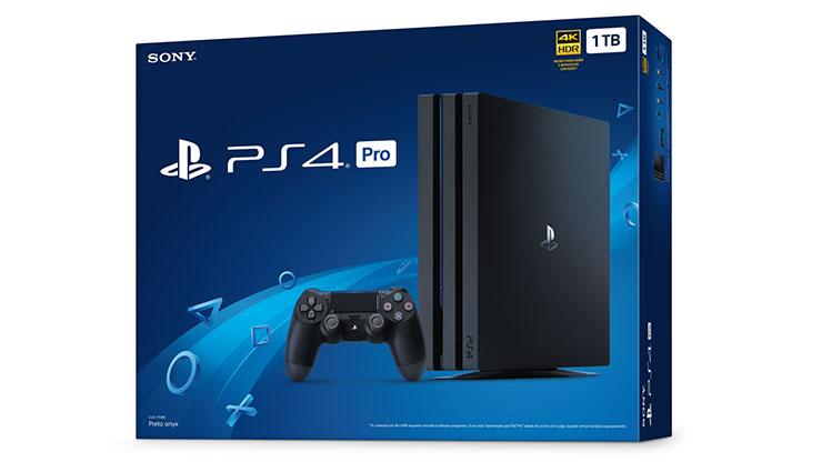 Por R$ 3 mil, PS4 Pro chega oficialmente ao Brasil no dia 19 de fevereiro