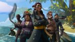 Sea of Thieves é o jogo mais assistido no Twitch neste instante