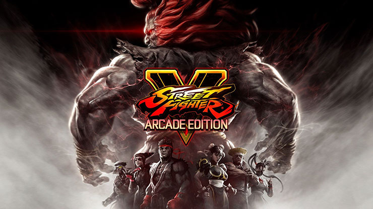 Street Fighter V: Arcade Edition