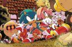 Gotta Go Fast! Editora IDW revela mais capas variantes de nova série de HQs de Sonic!