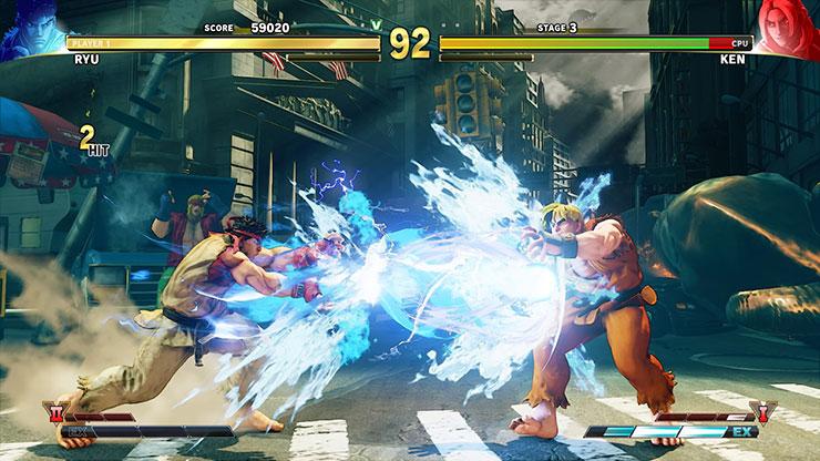 Street Fighter V: Arcade Edition já está disponível para PS4 e PC