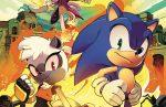 Nova personagem chamada Tangle será apresentada nas HQs de Sonic!