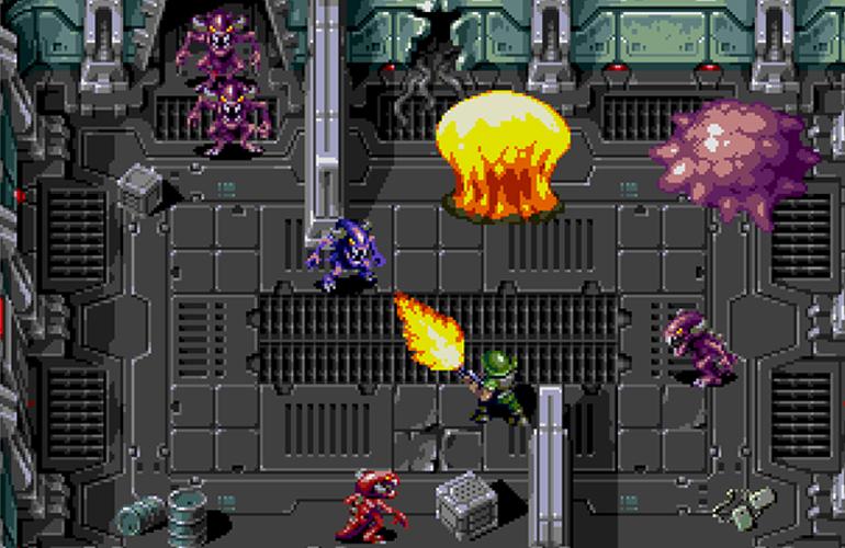 "Entrevista exclusiva com Bitmap Bureau, produtora de ""Xeno Crisis"", novo jogo para Mega Drive!"