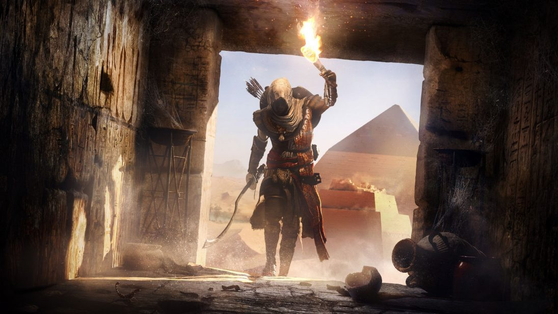 Assassin's Creed Origins está perto de ter o dobro de vendas do anterior
