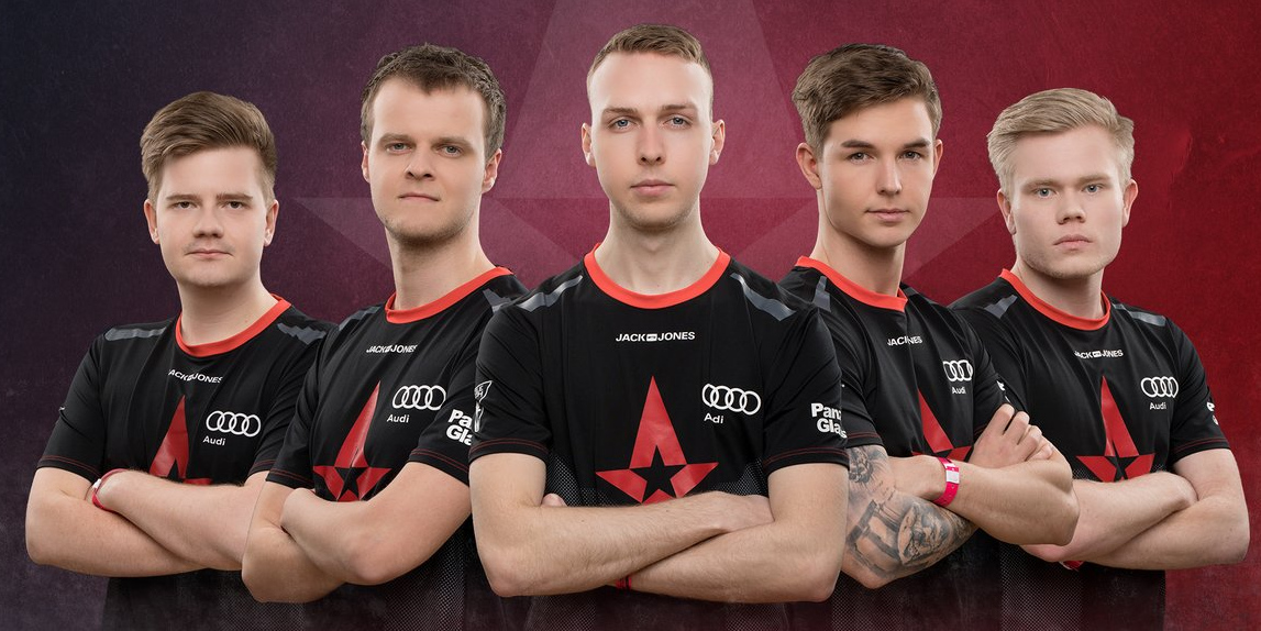 Astralis atua melhor, vence a SK e garante vaga nos playoffs da IEM Katowice