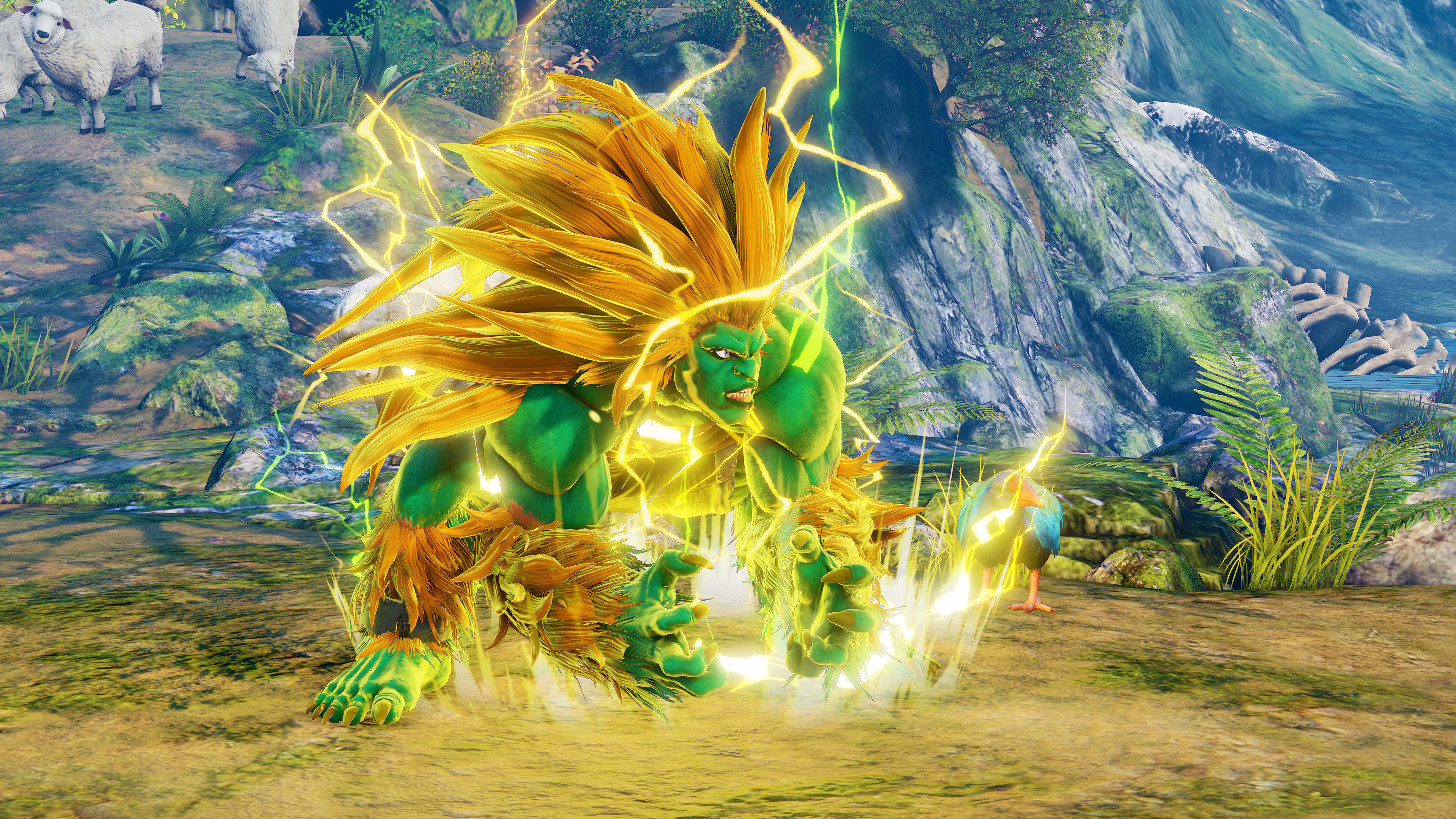Blanka - Street Fighter V