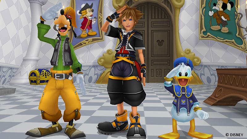 Kingdom Hearts - Jogador gasta 210 horas em tutorial e alcança o nível 100!