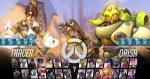Vídeo mostra como seria um jogo de luta de Overwatch