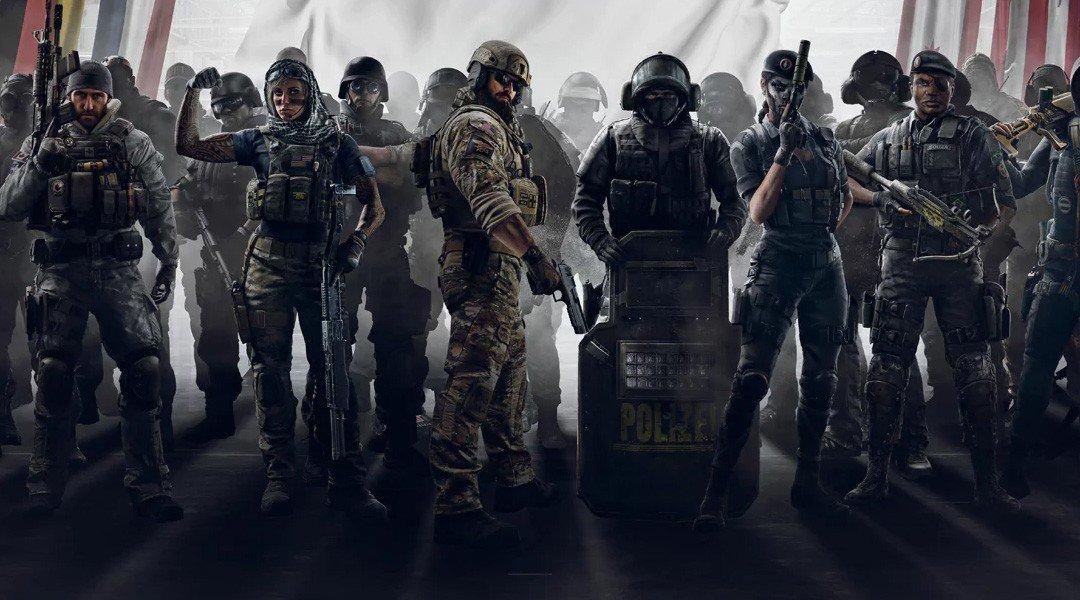 Rainbow Six: Siege continuará recebendo conteúdos nos próximos 10 anos