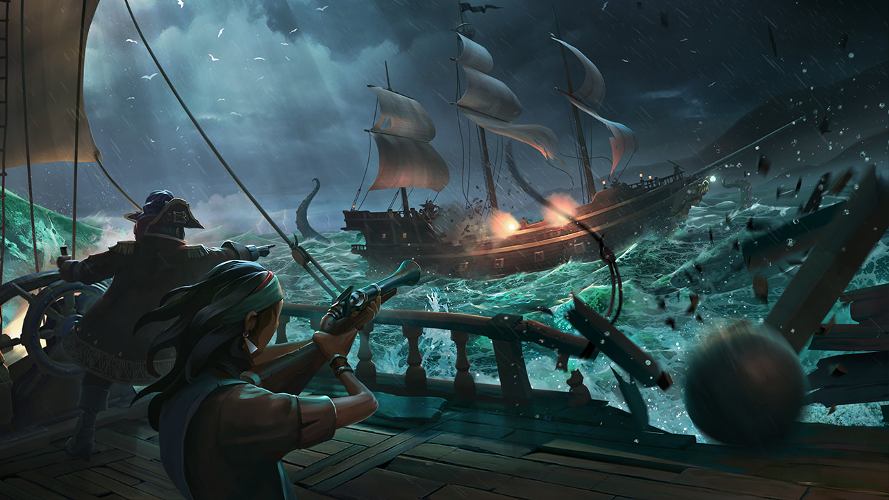 Sea of Thieves - Imagem