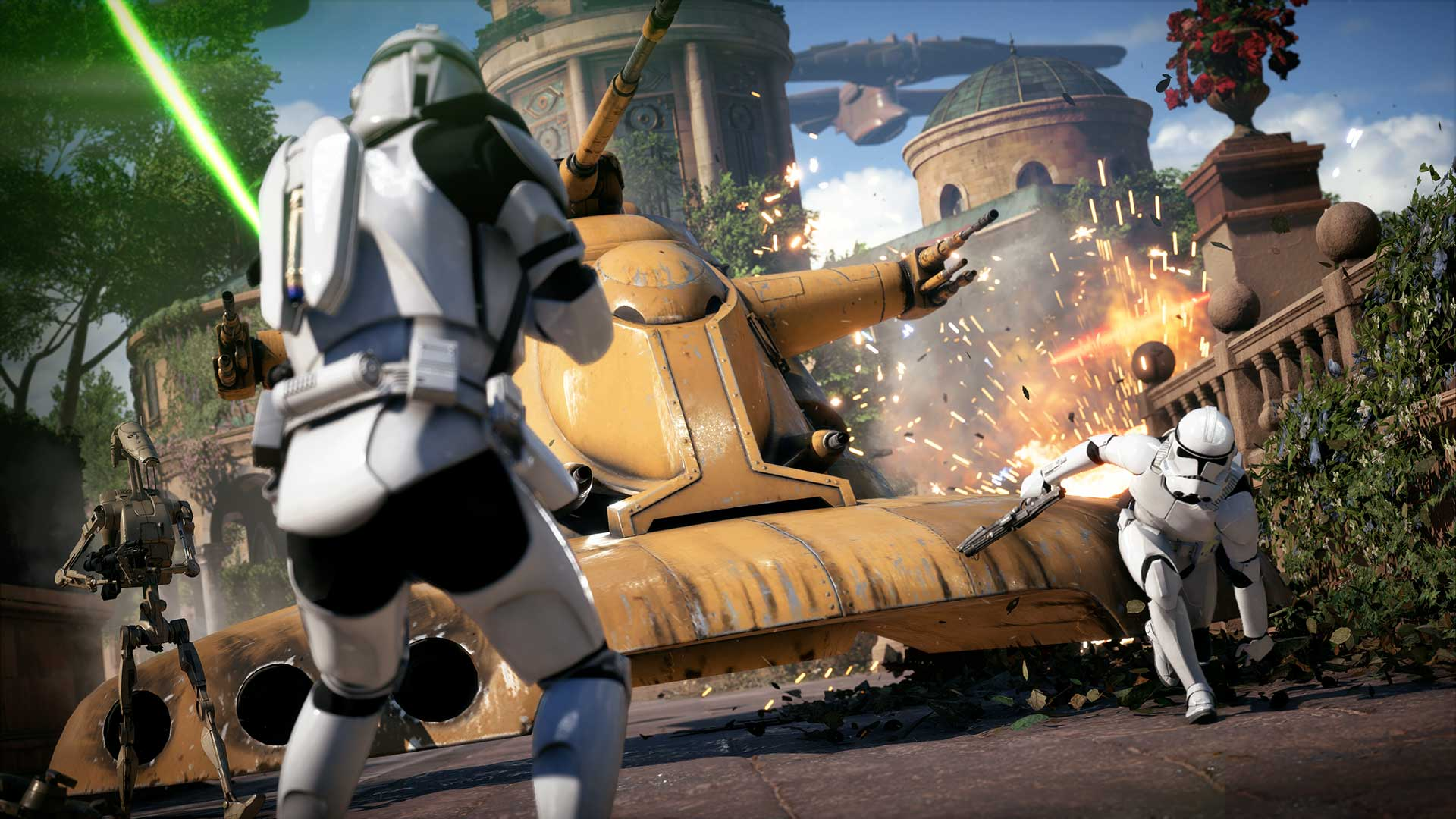 Star Wars Battlefront 2 - Screenshot