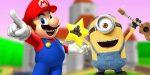"""Nintendo anuncia parceria com produtora de """"Meu Malvado Favorito"""" para longa animado de Mario"""