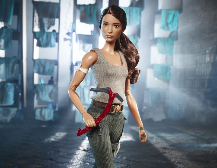Tomb Raider - Lara Croft Baebie