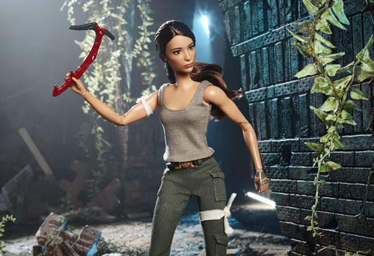Tomb Raider - Lara Croft Baebie