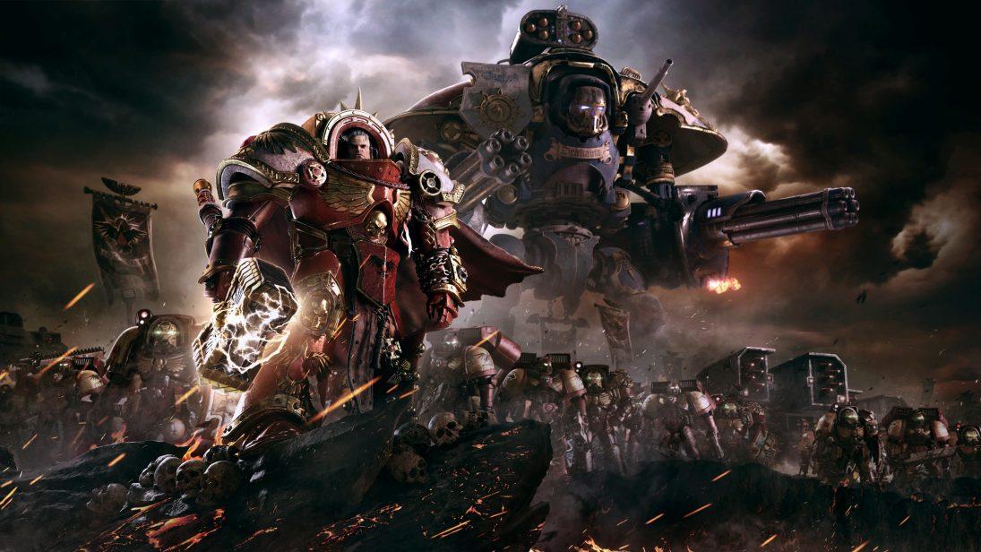 Relic não dará mais suporte ao Dawn of War 3 e focará em outros projetos