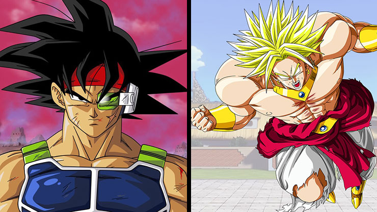 Broly e Bardock confirmados para Dragon Ball FighterZ