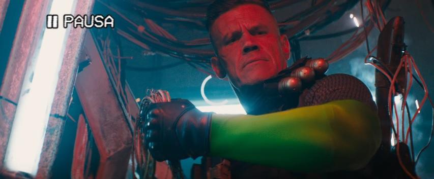 Deadpool 2 - Filme recebe novo trailer com destaque para Cable e interferência de herói